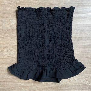 Shop Talulah 'Nashville' Smocked Skirt